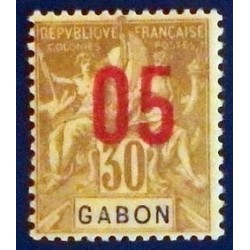Gabon (Gabun) YT 71 *
