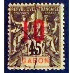 Gabon (Gabun) YT 73 *