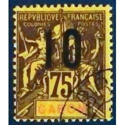 Gabon (Gabun) YT 75 Obl