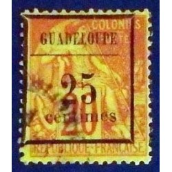 Guadeloupe YT 5 *