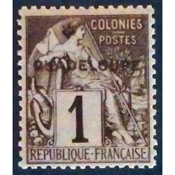 Guadeloupe YT 14 *