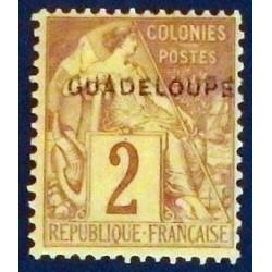 Guadeloupe YT 15 *