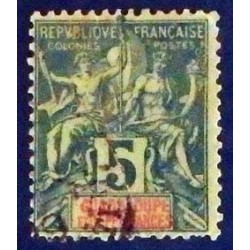 Guadeloupe YT 30 Obl