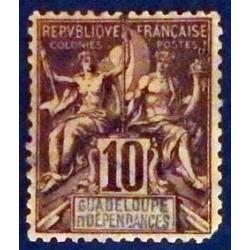 Guadeloupe YT 31 Obl