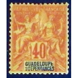 Guadeloupe YT 36 *