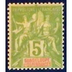 Guadeloupe YT 40 *