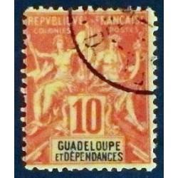 Guadeloupe YT 41 Obl