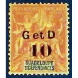 Guadeloupe YT 46 *