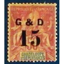 Guadeloupe YT 47 *