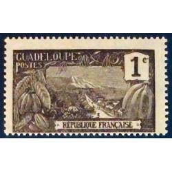 Guadeloupe YT 55 *