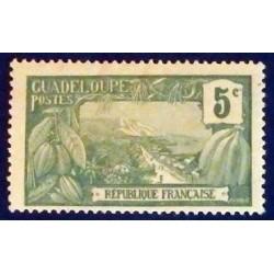 Guadeloupe YT 58 *