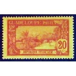 Guadeloupe YT 61 *