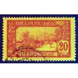 Guadeloupe YT 61 Obl