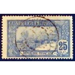 Guadeloupe YT 62 Obl