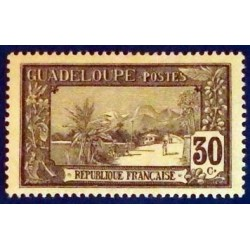Guadeloupe YT 63 *