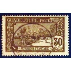 Guadeloupe YT 63 Obl