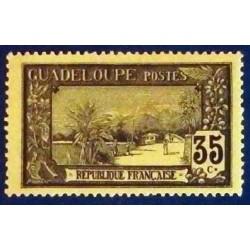 Guadeloupe YT 64 *
