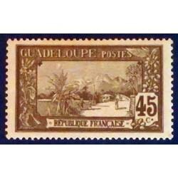 Guadeloupe YT 66 *