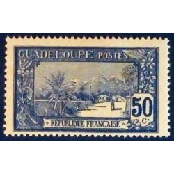 Guadeloupe YT 85 *