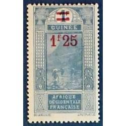 Guinee Francaise...