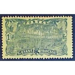 Guyane Francaise (French...