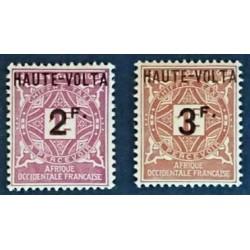 Haute Volta (Upper Volta,...