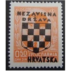Croatie YT 10 *